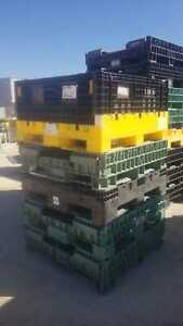 Used Collapsible Bulk Container 48x45x25in