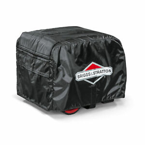 Briggs Stratton 6496 Nylon Portable Inverter Generator Storage Cover Black