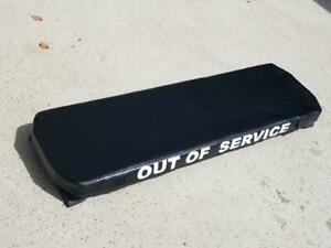 Emergency Vehicle Led Light Bar Cover Whelen Type 9000 9622 And More Inquire