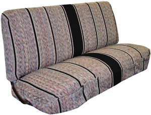 Bench Seat Covers For Trucks Blanket Front Saddle Fits Chevrolet Dodge Ford Sit