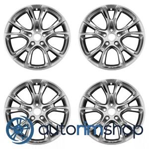 Jeep Grand Cherokee 2012 2019 20 Factory Oem Wheels Rims Set