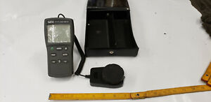 Ht 172 Ht172 Digital Lux Light Meter With Case Ships Without Batteries