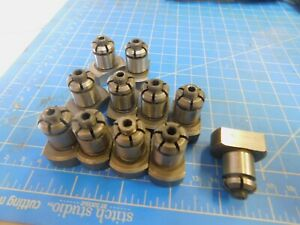 11 Sine Fixture Keys 16mm Diameter