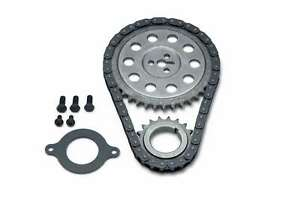 Gm Performance Parts Bbc Timing Set Single Roller 502
