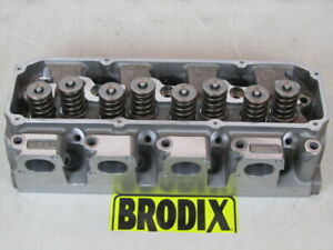 Brodix Neal Cnc Sbf Cylinder Head Ford Hot Street Rod Drag Race Circle Track Gt