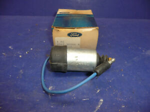 Nos Ford 1970 Boss 302 429 Blue wire Carb Solenoid Sct4