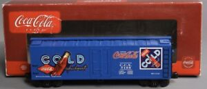 ✅K-LINE SCALE COCA COLA WOOD SIDE REEFER CAR  NEW!  TRAIN