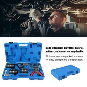 Piston Ring Service Engine Ratchet Cleaning Expander Compressor Repair Tool Set