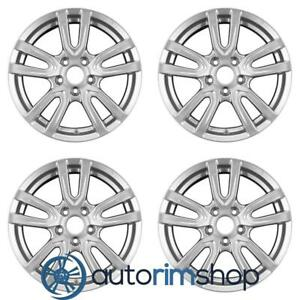 Honda Civic 2012 2015 17 Factory Oem Wheels Rims Set
