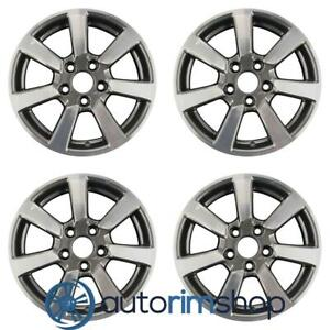 Honda Civic 2012 2015 16 Factory Oem Wheels Rims Set