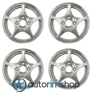 Honda Accord 1998 2000 15 Factory Oem Wheels Rims Set S84560c