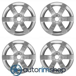 Chevrolet Saab 9 7x Trailblazer 2005 2009 20 Factory Oem Wheels Rims Set