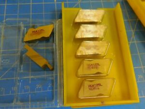 7 Kennametal Top Notch Ng 4125 L Kc810 1 8 Wide Carbide Grooving Inserts