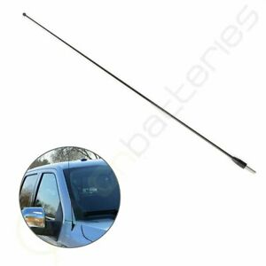 21 Antenna Black Mast Power Radio Am Fm For Ford F150 2009 2019 Brand New