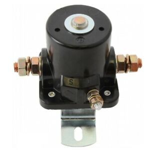 8n11450 Starter Solenoid Fits Ford 8n 3 Post New Rated For 6 And 12 Volt