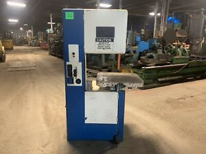 Grob 18 Vertical Band Saw Blade Welder