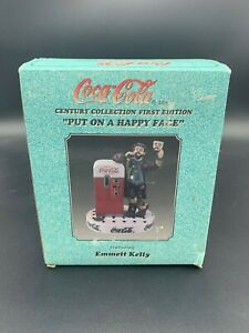 Coca Cola Rodeo Clown Emmett Kelly