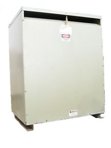 General Electric 9t23b3488g03 K Factor Transformer 1 pkg 300kva Primary 480