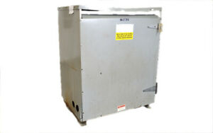 General Electric 9t23b3478g03 Dry Type Transformer 1 pkg 300kva Primary 480