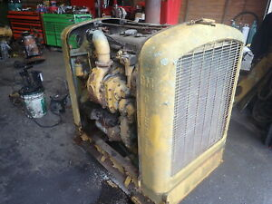 Detroit Diesel 3 71 Engine Power Unit Runs Exc Video 371 Gm