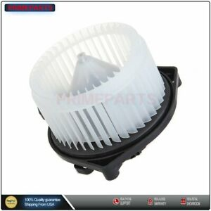 A C Heater Blower Motor W Fan Cage 87103 04043 Fits Toyota Tacoma 05 15