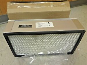 Ruwac Hepa Filter 40 Sq Foot Ws Ds1 35211 For Ws Series Industrial Vacuum New