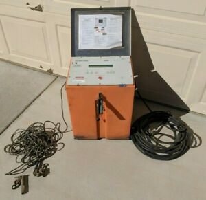 Hdw Ez restore Cable Fault Locator 290 40000v 12kv W Power Cord Parts repair