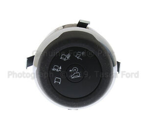 New Oem Center Console Suspension Switch 2012 2013 Ford Explorer Cb5z 14b5
