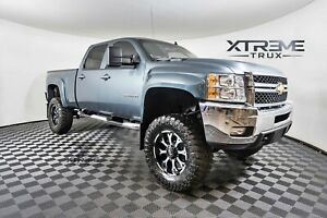 Paintable 07 14 Chevy Silverado 2500 3500 Extended Fender Flares 6 5 8 Ft Smooth