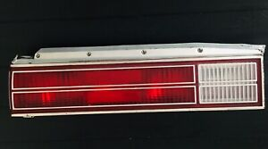 1978 1979 Buick Skylark Tail Light 1978 1979 Skylark Tail Light 78 79 Skylark Gm