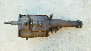 Early Toploader 4 speed Transmission 1964 65 Ford Mustang 289 260 Narrow Pattern