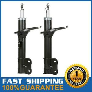 For Hyundai Santa Fe 07 09 Front Set Shocks Struts Absorber 33450