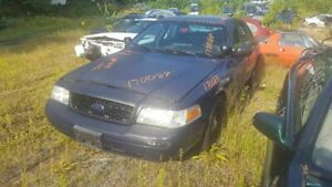 Engine 46l Vin V 8th Digit Flex Fuel W Police Package Fits 09 11 Crown Victoria