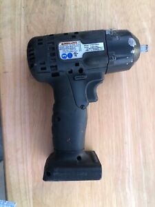 Snap On Ct8810 Black 3 8 Cordless Impact Used Drill Tool Only