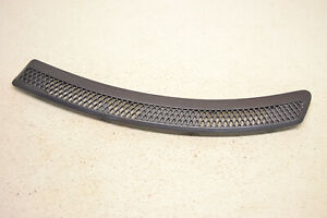 Mitsubishi Lancer Evo X Left Fender Grille Vent Trim Evolution 10 Oem 2008 2015