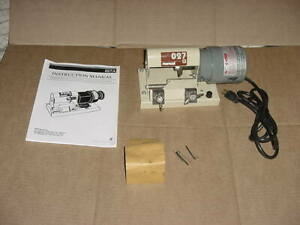 Nos New Ilco 027 Manual Key Maker With Manual