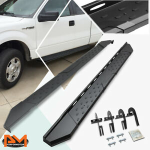 For 09 14 Ford F150 Truck Ext super Cab 5 5 Side Step Nerf Bar Running Board