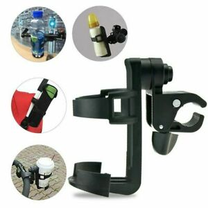 Universal Beverage Drink Cup Holder For Wheelchair Walker Bike Baby Stroller