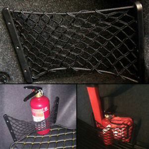 Car Accessories Mesh Trunk Organizer Net Nylon Suv Auto Cargo Storage Mesh Holde
