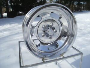 1 15x7 Us Mags slots Ford Merc Dodge Plymouth Hot Rod 5 On 4 5 W Lugs
