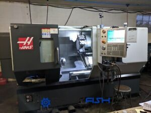 Haas Ds 30y Cnc Lathe Live Tool Y axis Sub Spindle Parts Catcher And Much More