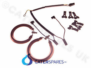 03303 Dualit Sandwich Toaster Grill Heating Element Set Genuine Parts Spares