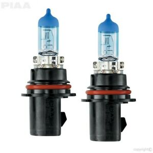 Piaa 9007 Xtreme White Plus Twin Pack Halogen Bulbs