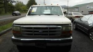 Manual Transmission 5 Speed Zf Manufactured Fits 92 96 Ford F250 Pickup 14254707