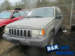 Automatic Transmission 6 242 4wd Fits 98 Grand Cherokee 8806673
