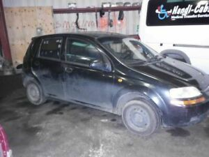 Manual Transmission 5 Speed Fits 04 08 Aveo 6847277