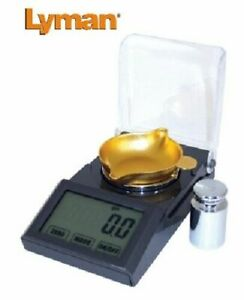 Lyman Micro Touch 1500 Electronic Reloading Scale 110 Volt NEW # 7750700 $69.84