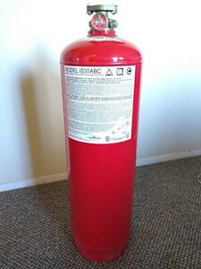 Amerex Is35abc Dry Chem Spray Industrial Fire Suppression Cylinder Never Used