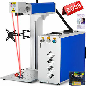 Fiber Laser Marking Machine 30w Engraving Machine Windows Xp 7 8 10 Laser Focus
