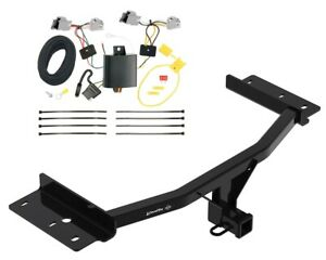 Trailer Tow Hitch For 2020 Ford Explorer All Styles Receiver W Wiring Harness